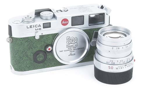Leica M6 Colombo no. 1907170