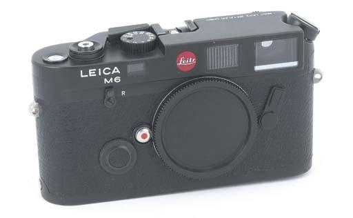 Leica M6 no. 1657945