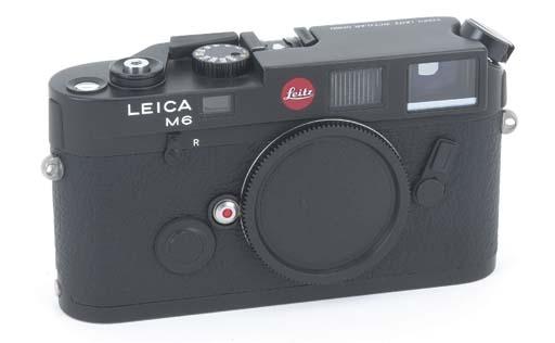 Leica M6 no. 1689858