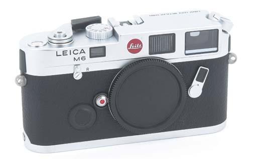 Leica M6 no. 1705506