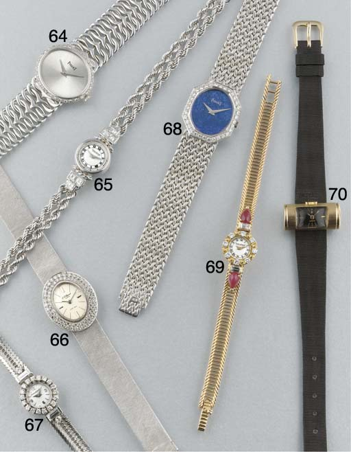 Jaeger-leCoultre: A lady's whi