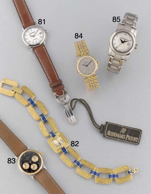 International Watch Co: A gold