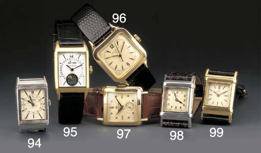 Omega: An early 18ct. yellow g