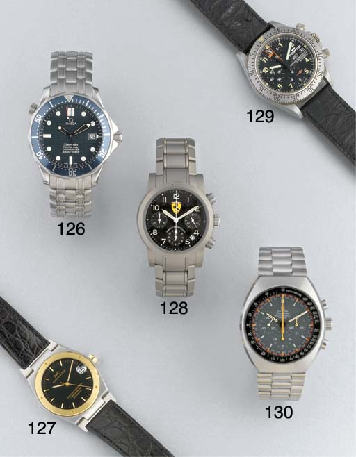Omega: A steel water resistant