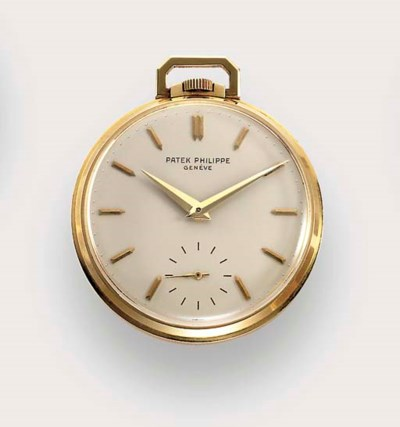 PATEK PHILIPPE, AN 18CT GOLD O