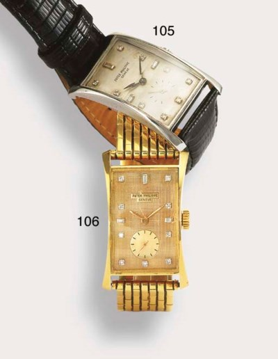 PATEK PHILIPPE, A FINE AND VER