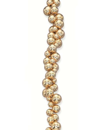 A 18K GOLD 'ATOM' NECKLACE, BY