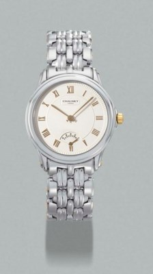 Chaumet. A stainless steel sel