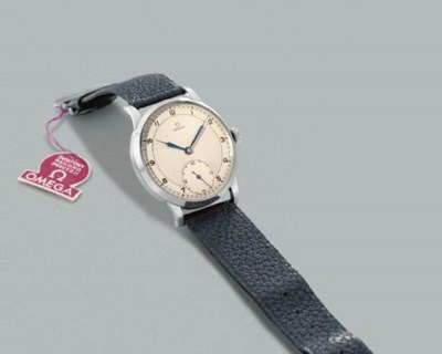 Omega. An unusual and oversize