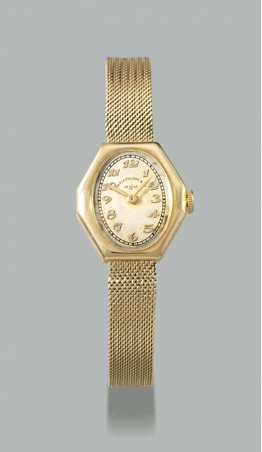 Patek Philippe. A lady's early