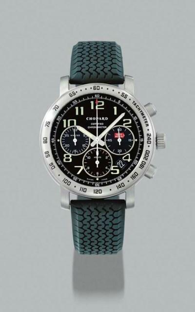 Chopard. A titanium limited ed