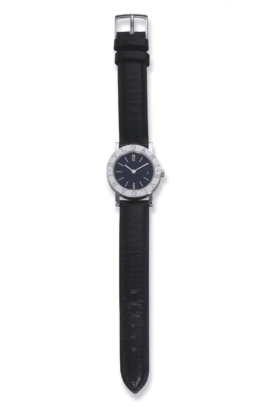 A LADY'S WRIST WATCH, BY BULGA