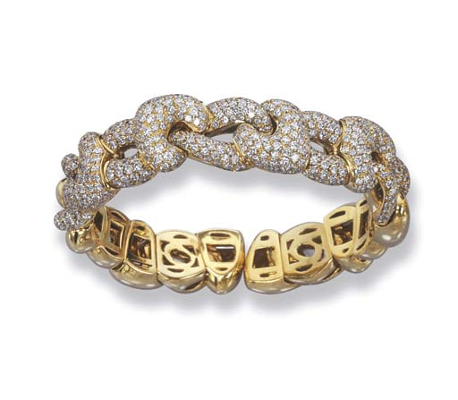 A DIAMOND BANGLE, BY BOUCHERON