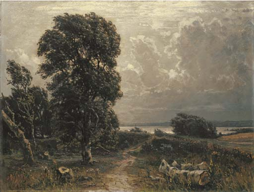 ADOLF STÄBLI (1842-1901)
