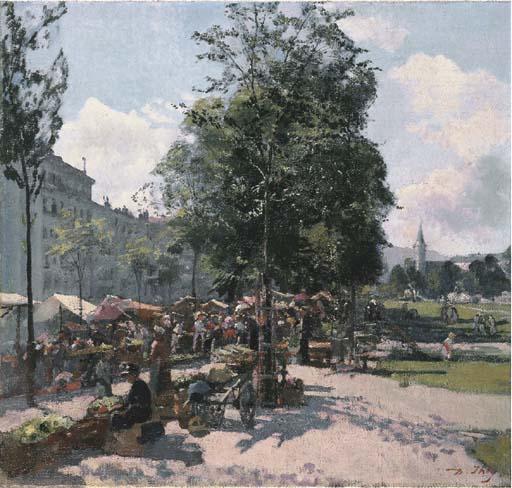 JEAN DANIEL IHLY (1854-1910)