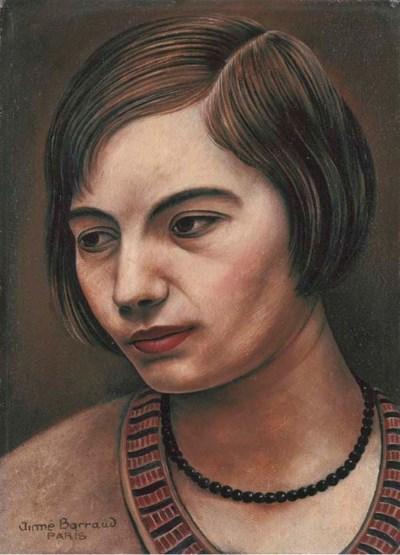 AIMÉ BARRAUD (1902-1954)