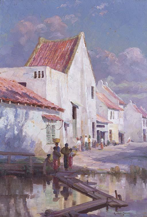 ALFRED COFFEY (Ireland 1869-Au
