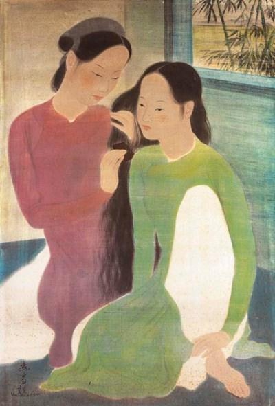 VU CAO DAM (Vietnam 1908-2000)