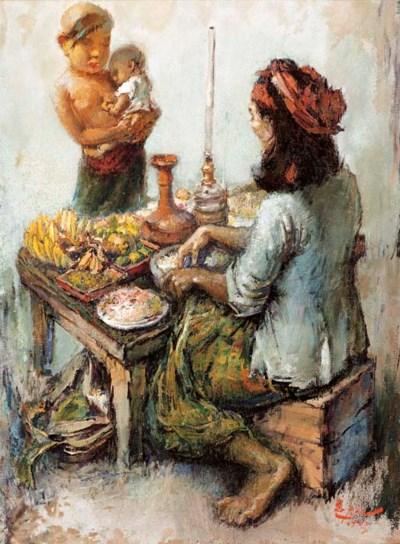 LEE MAN FONG (Indonesia 1913-1