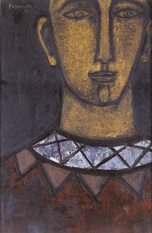 AKBAR PADAMSEE (b. India 1928)