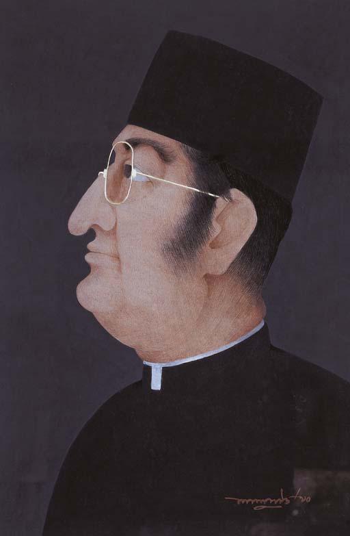 LALU PRASAD SHAW (b. India 193