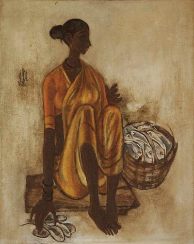 B. PRABHA (b. India 1933)