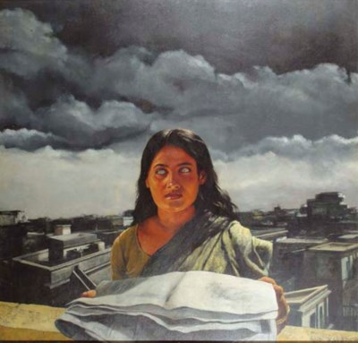 BIKASH BHATTACHARJEE (b. India
