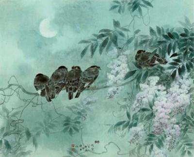 ZOU CHUAN'AN (BORN 1941)