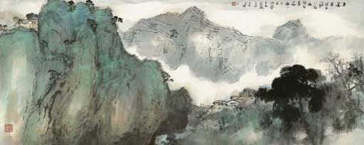 YANG SHANSHEN (BORN 1913)