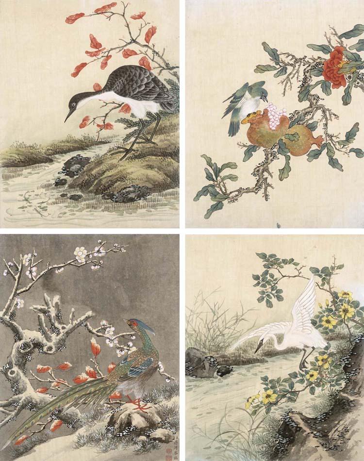 JIANG PU (1708-1761)
