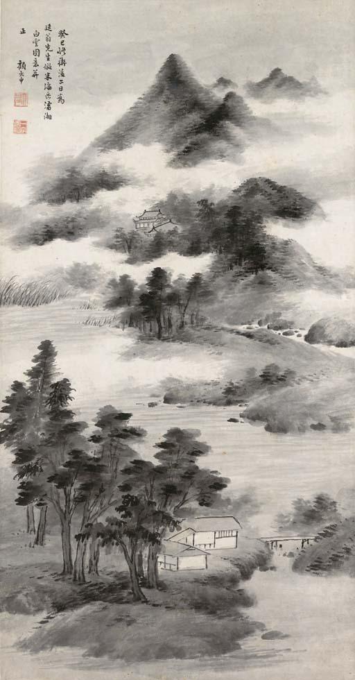 GU DASHENG (17TH CENTURY)