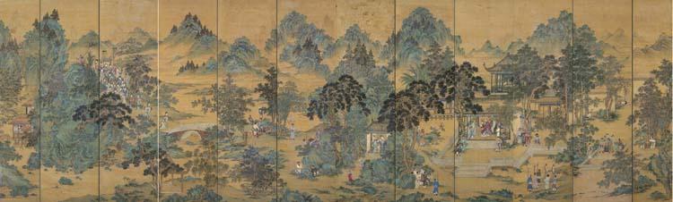 YU ZHIDING (1647 - AFTER 1713)