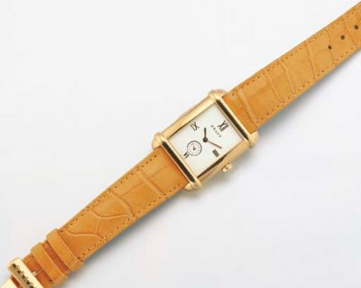 GRAFF. AN 18K GOLD SELF-WINDIN