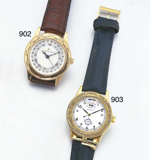 LONGINES. A VERY FINE AND RARE