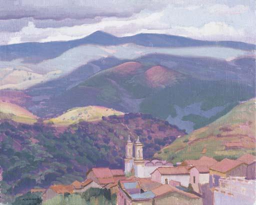 ARTHUR GROVER RIDER (1886-1975