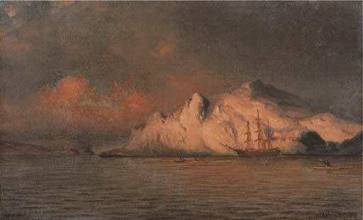 WILLIAM BRADFORD (1823-1892)