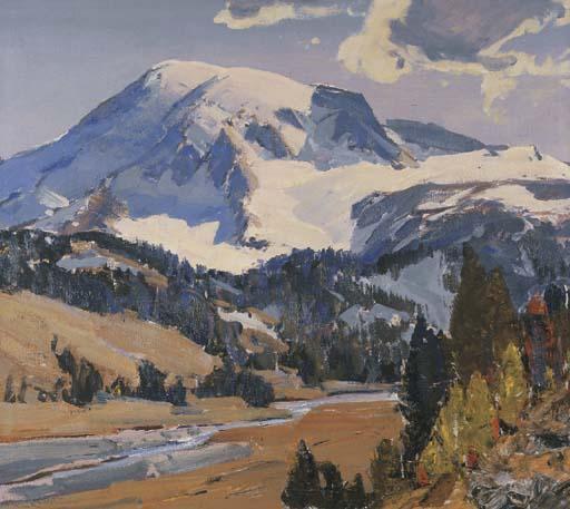 PAUL LAURITZ (1889-1976)