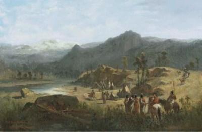 ERNEST ETIENNE NARJOT (1827-18