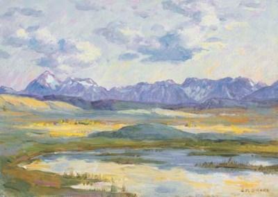 JOSEPH HENRY SHARP (1859-1953)
