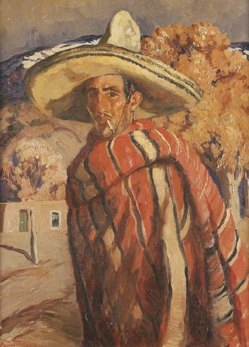 FREMONT F. ELLIS (1897-1985)