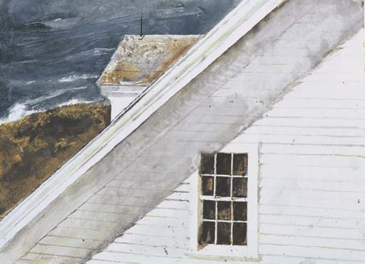 ANDREW WYETH (B.1917)