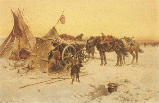 JOHN HAUSER ( 1859-1913)
