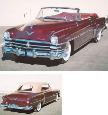 1953 CHRYSLER NEW YORKER DELUX