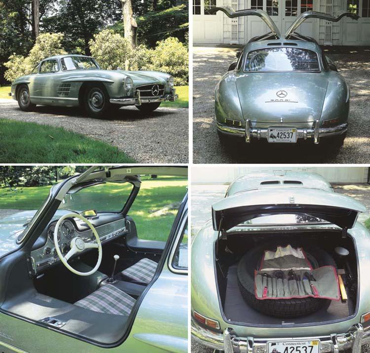 1955 MERCEDES-BENZ 300SL GULLW