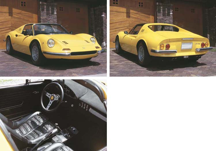 1973 FERRARI 246 GTS DINO