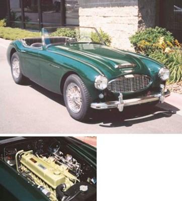 1959 AUSTIN-HEALEY 3000 Mk I 2