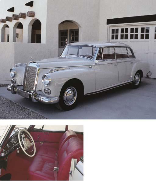 1962 MERCEDES-BENZ 300d FOUR D