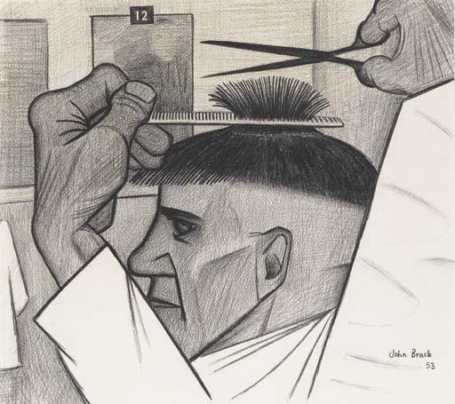 JOHN BRACK (1920-1999)
