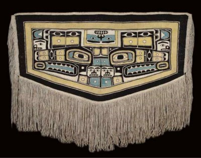 A TLINGIT CEREMONIAL DANCE BLA