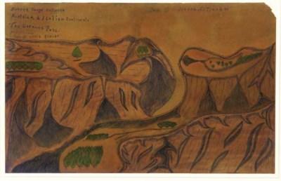 JOSEPH YOAKUM (1886-1972)